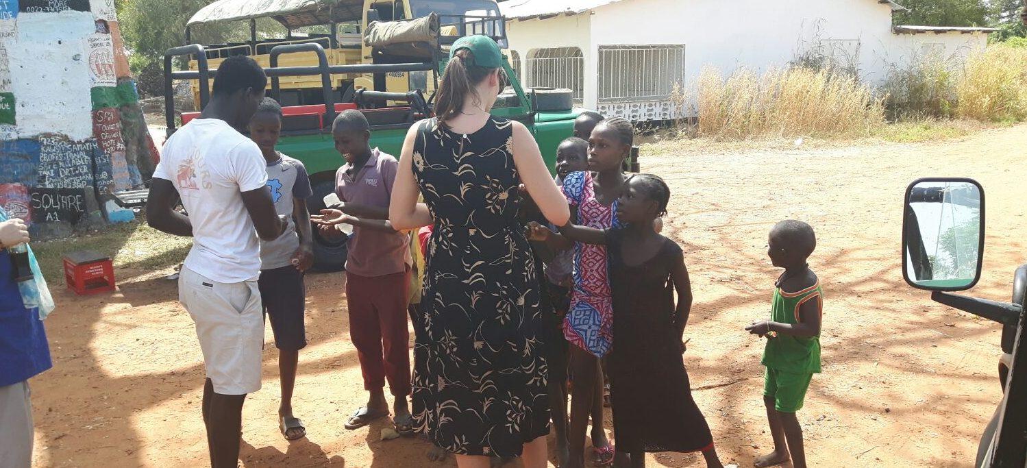 Gambia avontuur